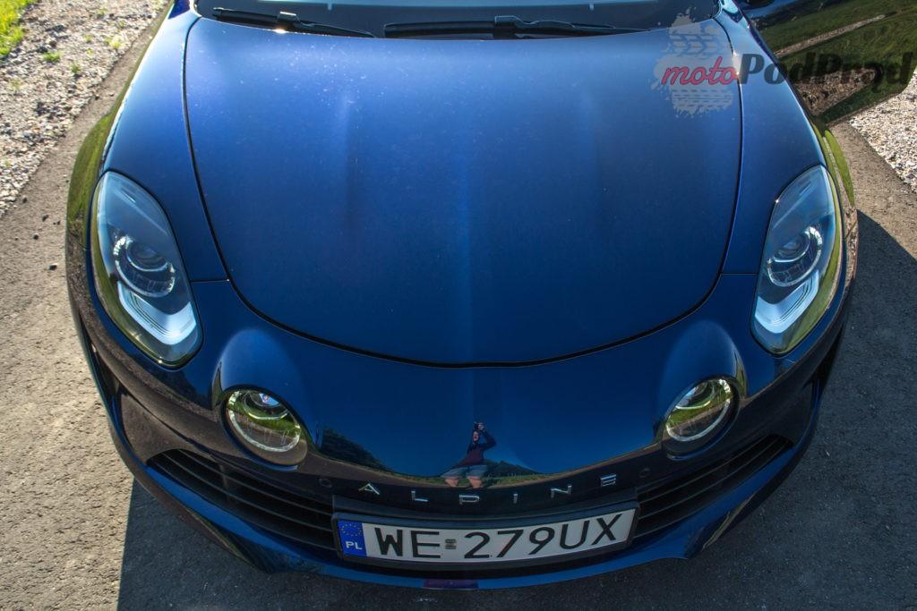 DSC 2177 1 1024x683 Test: Alpine A110 Legende – drogowy celebryta