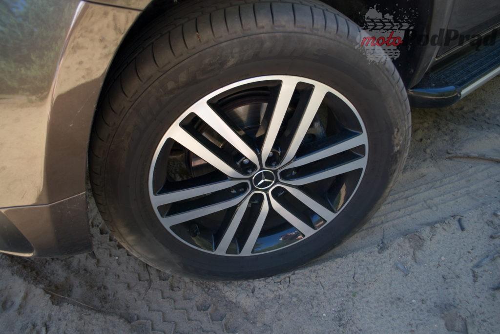 DSC 2194 1024x683 Test: Mercedes Benz X350d   o co właściwie chodzi?