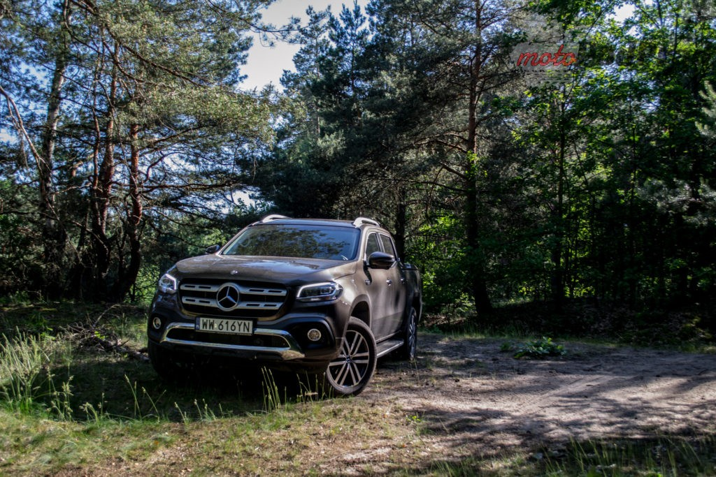 DSC 2197 1024x683 Test: Mercedes Benz X350d   o co właściwie chodzi?