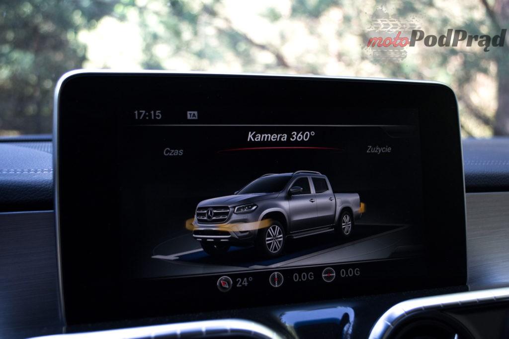 DSC 2213 1024x683 Test: Mercedes Benz X350d   o co właściwie chodzi?
