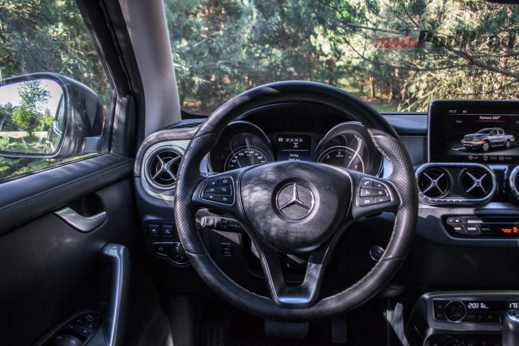 DSC 2220 1024x683 Test: Mercedes Benz X350d   o co właściwie chodzi?