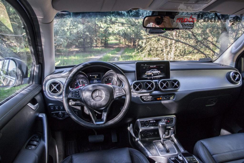 DSC 2221 1024x683 Test: Mercedes Benz X350d   o co właściwie chodzi?