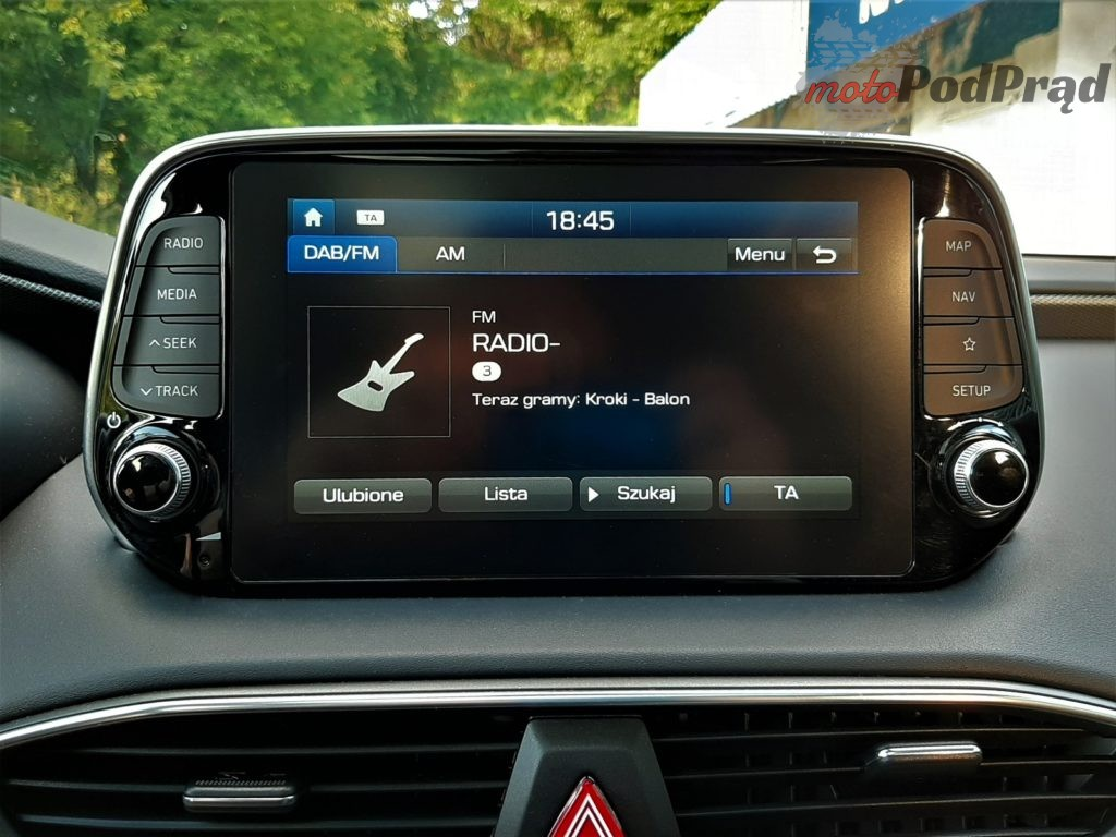 Hyundai Santa Fe 17 1024x768 Test: Hyundai Santa Fe   wygoda z Azji