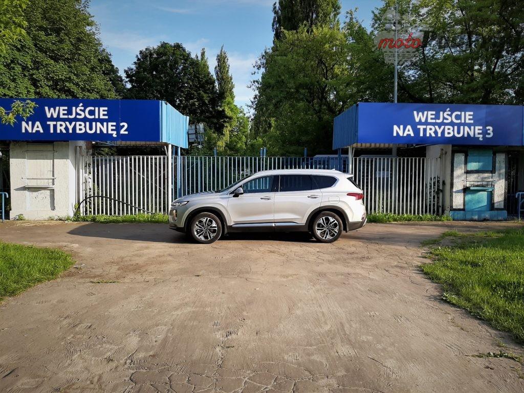 Hyundai Santa Fe 19 1024x768 Test: Hyundai Santa Fe   wygoda z Azji