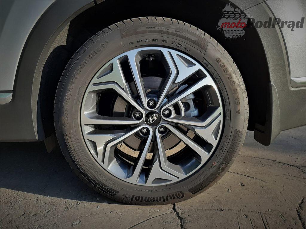 Hyundai Santa Fe 22 1024x768 Test: Hyundai Santa Fe   wygoda z Azji