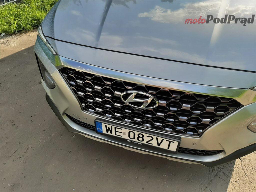Hyundai Santa Fe 23 1024x768 Test: Hyundai Santa Fe   wygoda z Azji