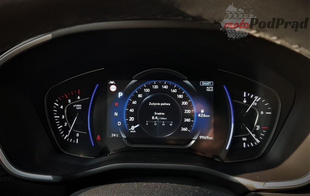 Hyundai Santa Fe 33 1024x647 Test: Hyundai Santa Fe   wygoda z Azji