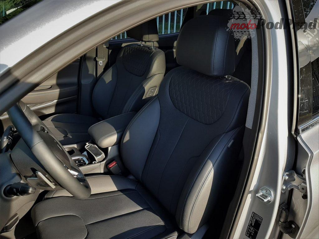 Hyundai Santa Fe 39 1024x768 Test: Hyundai Santa Fe   wygoda z Azji