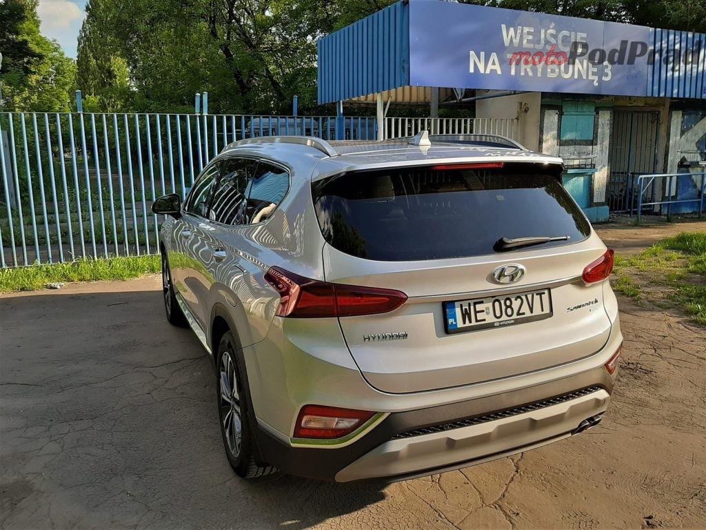 Hyundai Santa Fe 4 1024x768 Test: Hyundai Santa Fe   wygoda z Azji