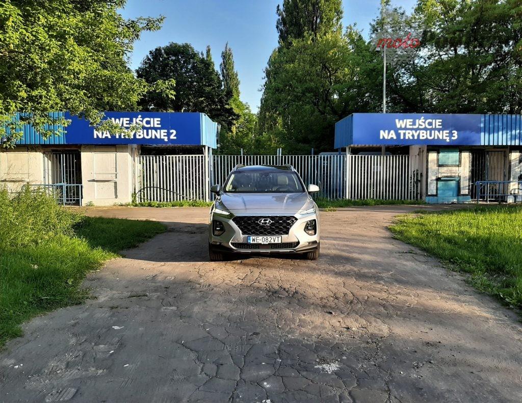 Hyundai Santa Fe 43 1024x791 Test: Hyundai Santa Fe   wygoda z Azji