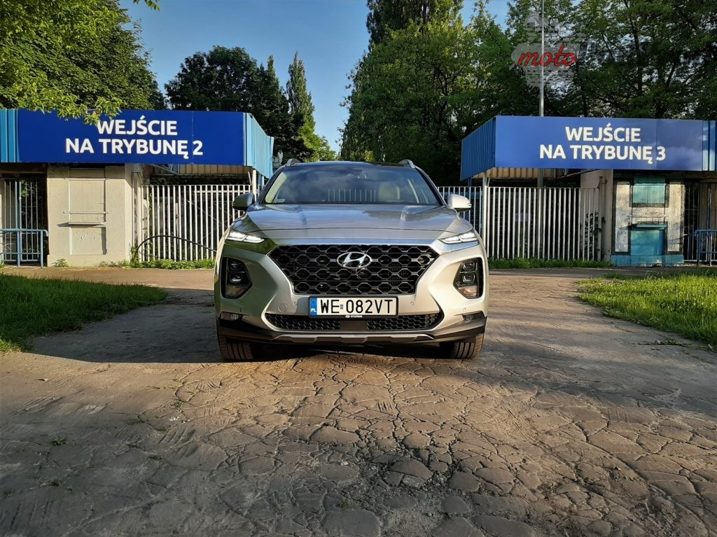 Hyundai Santa Fe 44 1024x767 Test: Hyundai Santa Fe   wygoda z Azji