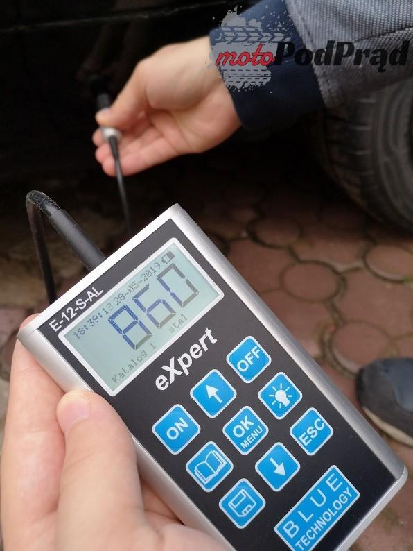 Miernik grubości lakieru E 12 S AL 3 Elektroniczny miernik grubości lakieru   jak interpretować wyniki? Na przykładzie pomiarów Blue Technology serii eXpert.