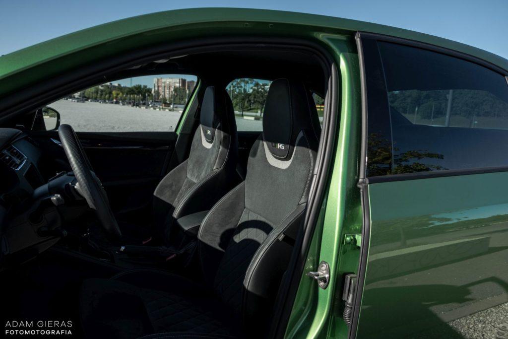 Octavia RS 13 1024x683 Test: Skoda Octavia RS Challenge   łobuz w rodzinie