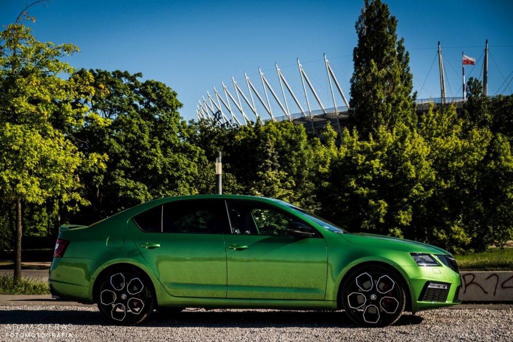 Octavia RS 15 1024x683 Test: Skoda Octavia RS Challenge   łobuz w rodzinie