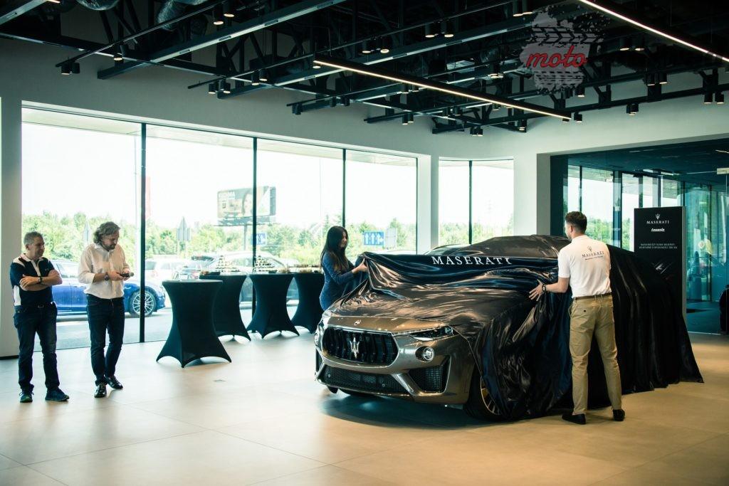 Prezentacja Maserati Levante 10 1024x683 Dotknęliśmy Maserati Levante Trofeo