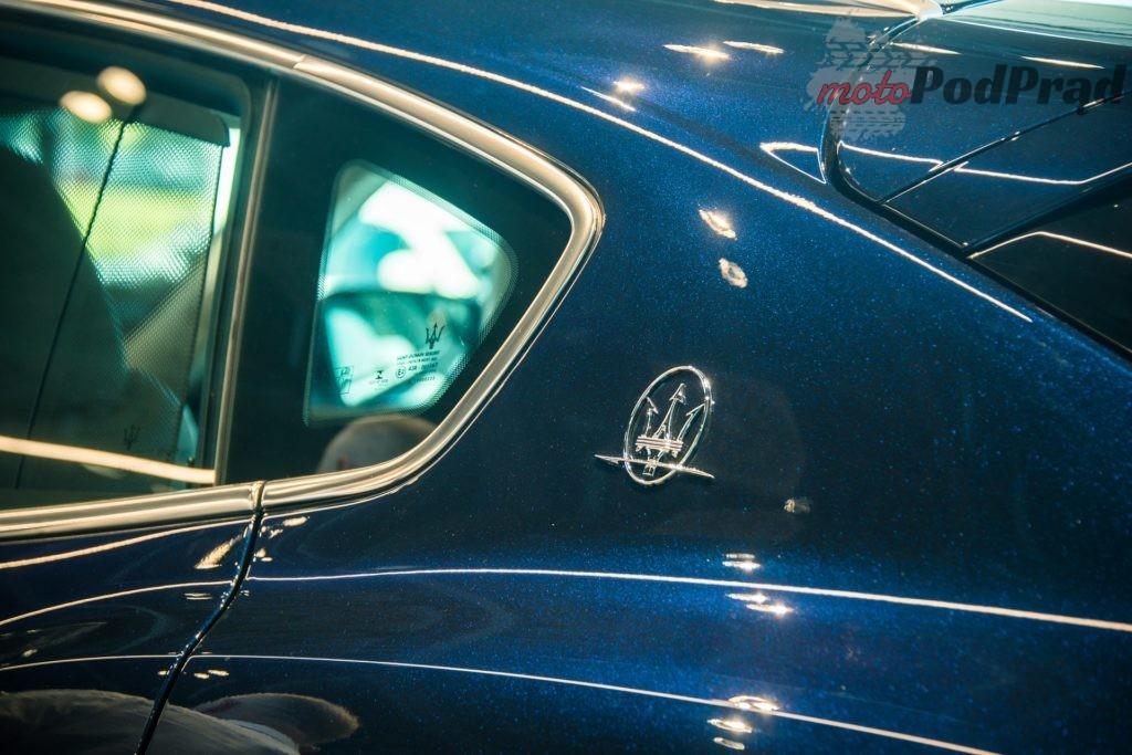 Prezentacja Maserati Levante 12 1024x683 Dotknęliśmy Maserati Levante Trofeo
