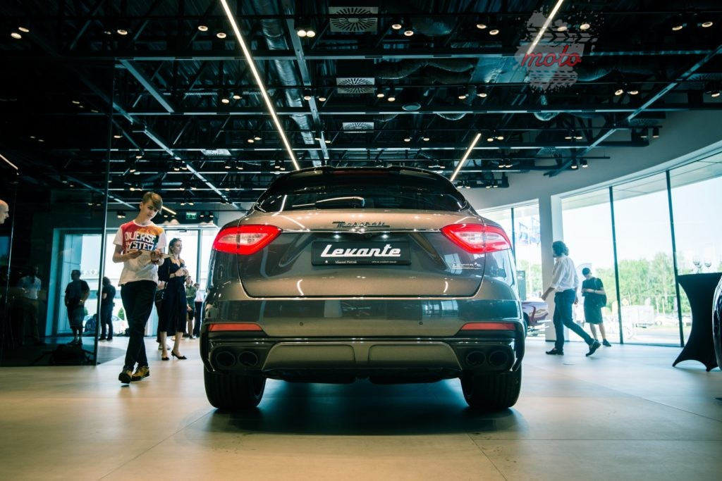 Prezentacja Maserati Levante 24 1024x683 Dotknęliśmy Maserati Levante Trofeo