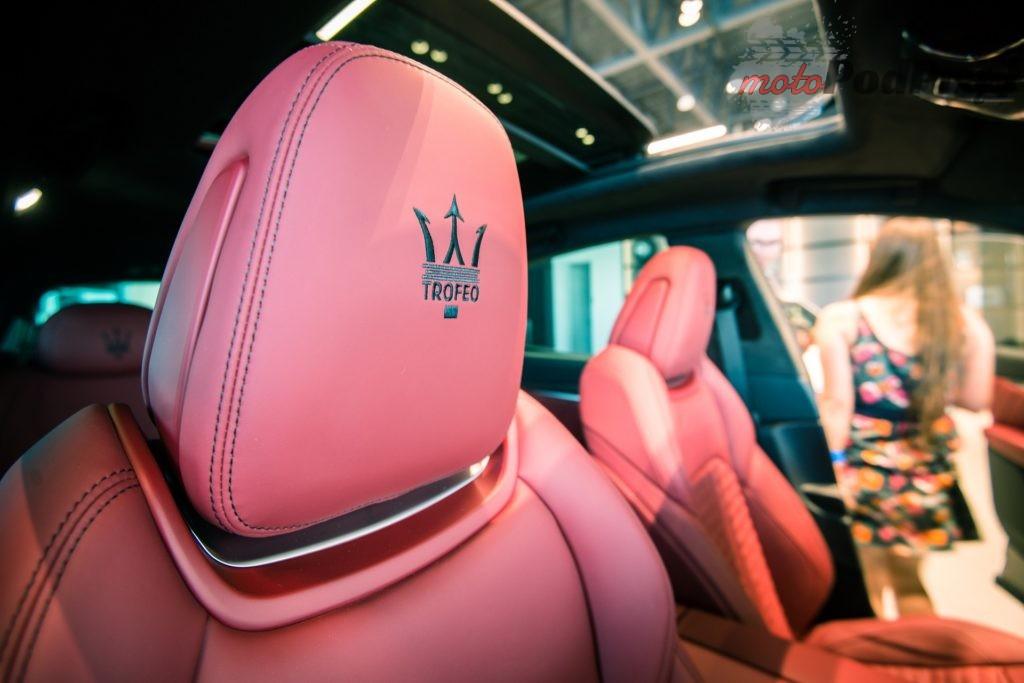 Prezentacja Maserati Levante 25 1024x683 Dotknęliśmy Maserati Levante Trofeo