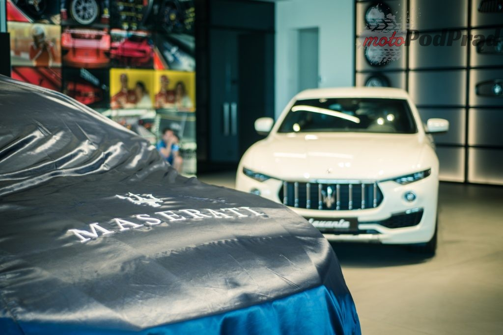 Prezentacja Maserati Levante 7 1024x683 Dotknęliśmy Maserati Levante Trofeo