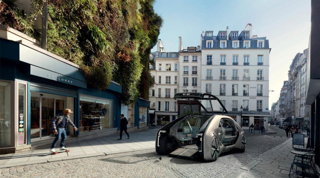 Renault EZ GO 11 1024x571 Spójrzmy w przyszłość razem z Renault EZ GO