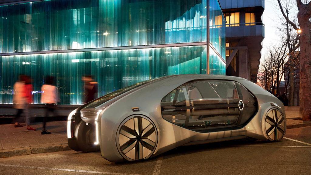 Renault EZ GO 13 1024x576 Spójrzmy w przyszłość razem z Renault EZ GO