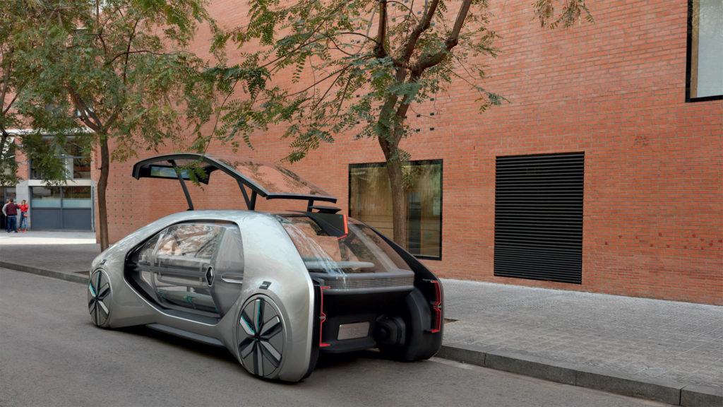 Renault EZ GO 15 1024x576 Spójrzmy w przyszłość razem z Renault EZ GO