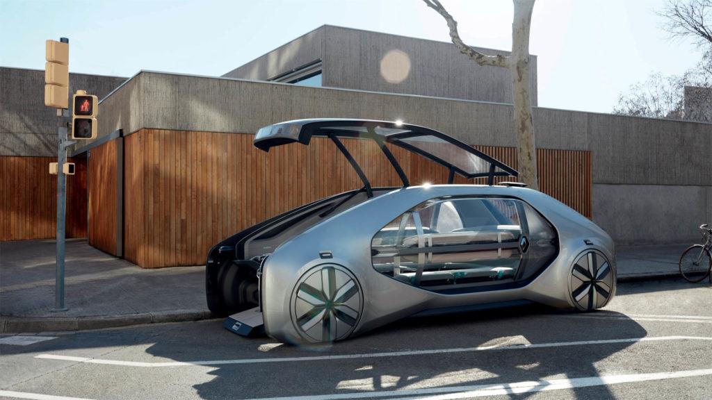 Renault EZ GO 17 1024x576 Spójrzmy w przyszłość razem z Renault EZ GO
