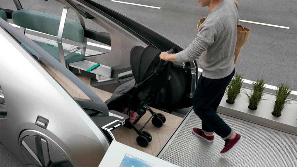 Renault EZ GO 18 1024x576 Spójrzmy w przyszłość razem z Renault EZ GO