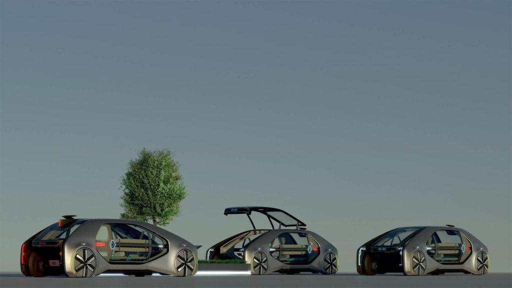 Renault EZ GO 19 1024x576 Spójrzmy w przyszłość razem z Renault EZ GO