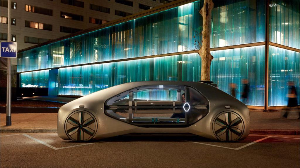Renault EZ GO 2 1024x576 Spójrzmy w przyszłość razem z Renault EZ GO