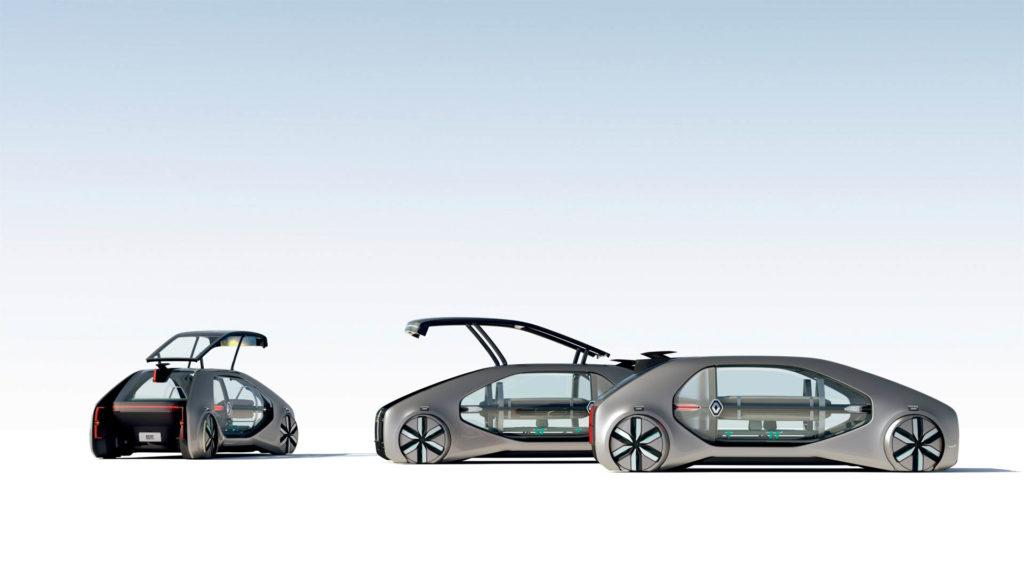 Renault EZ GO 20 1024x576 Spójrzmy w przyszłość razem z Renault EZ GO
