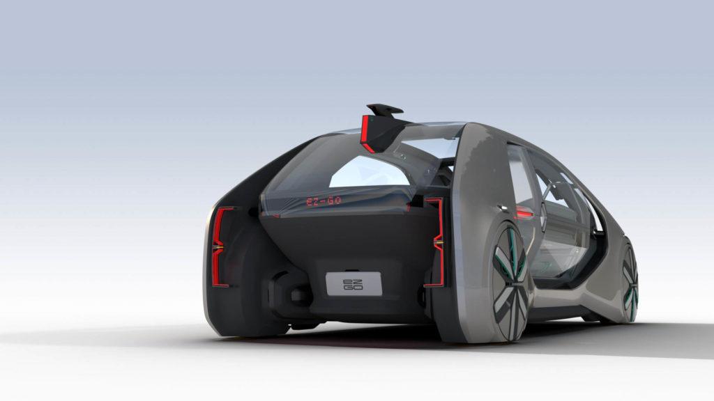 Renault EZ GO 21 1024x576 Spójrzmy w przyszłość razem z Renault EZ GO