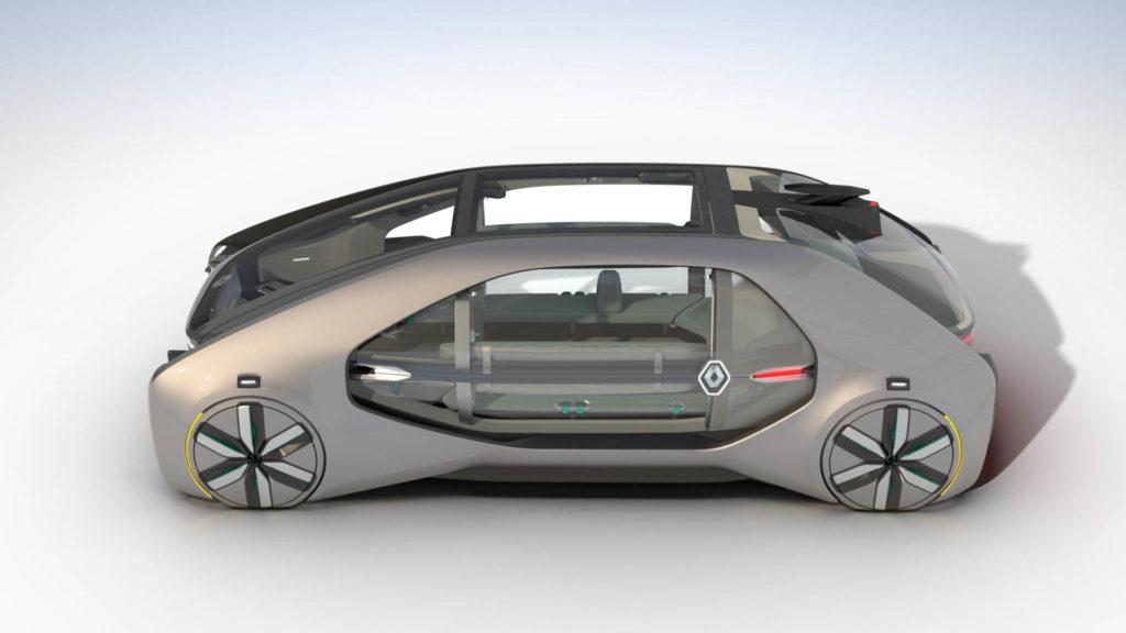Renault EZ GO 22 1024x576 Spójrzmy w przyszłość razem z Renault EZ GO