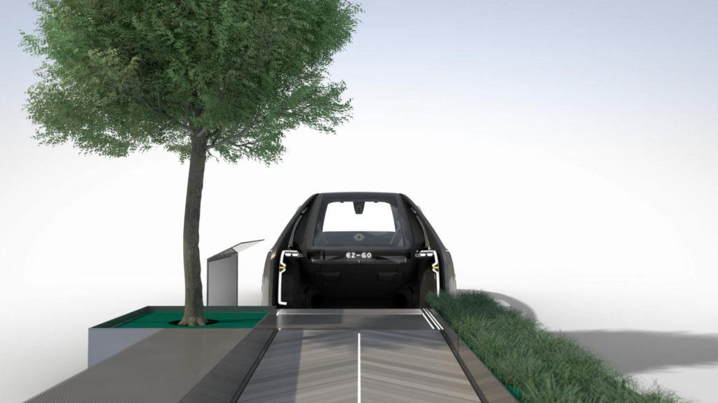 Renault EZ GO 23 1024x576 Spójrzmy w przyszłość razem z Renault EZ GO