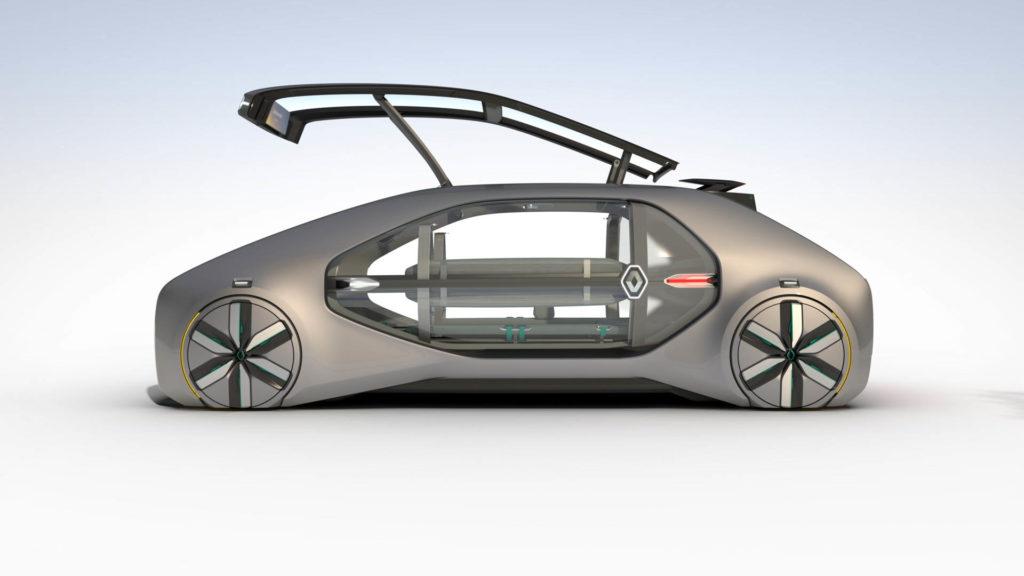 Renault EZ GO 24 1024x576 Spójrzmy w przyszłość razem z Renault EZ GO