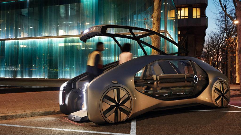 Renault EZ GO 4 1024x576 Spójrzmy w przyszłość razem z Renault EZ GO