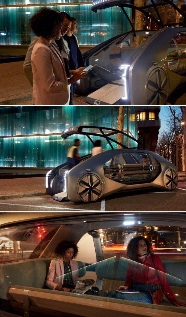 Renault EZ GO 5 603x1024 Spójrzmy w przyszłość razem z Renault EZ GO