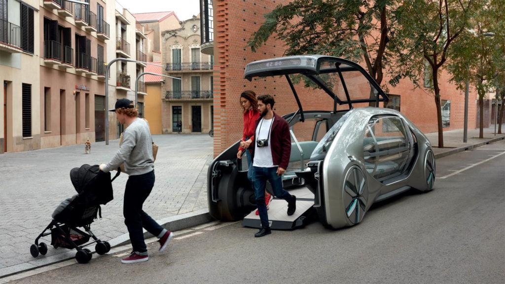 Renault EZ GO 6 1024x576 Spójrzmy w przyszłość razem z Renault EZ GO