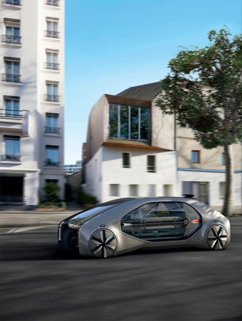 Renault EZ GO 9 773x1024 Spójrzmy w przyszłość razem z Renault EZ GO