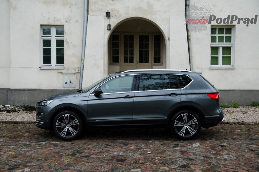 Seat Tarraco 1 1024x678 Test: Seat Tarraco 1.5 EcoTSI Xcellence   7 osobowy crossover