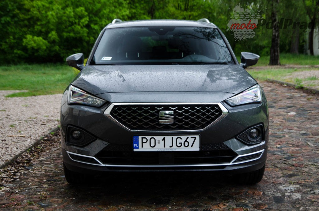 Seat Tarraco 2 1024x678 Test: Seat Tarraco 1.5 EcoTSI Xcellence   7 osobowy crossover