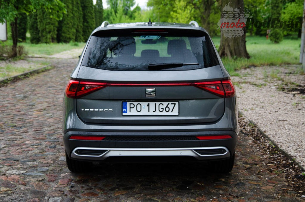 Seat Tarraco 3 1024x678 Test: Seat Tarraco 1.5 EcoTSI Xcellence   7 osobowy crossover