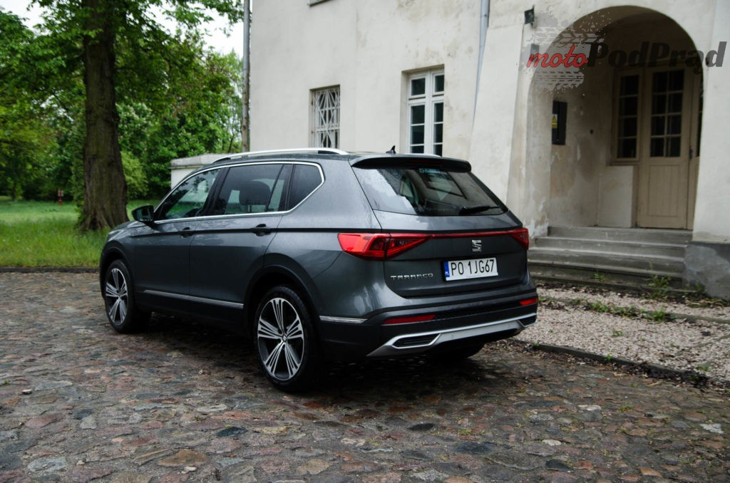 Seat Tarraco 5 1024x678 Test: Seat Tarraco 1.5 EcoTSI Xcellence   7 osobowy crossover