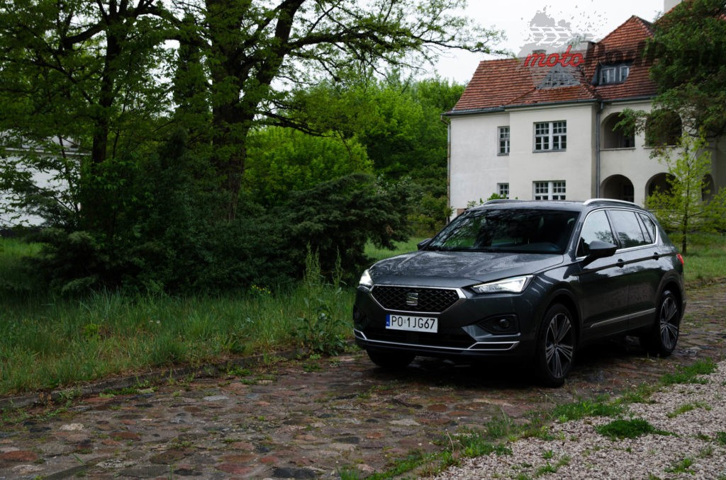 Seat Tarraco 6 1024x678 Test: Seat Tarraco 1.5 EcoTSI Xcellence   7 osobowy crossover