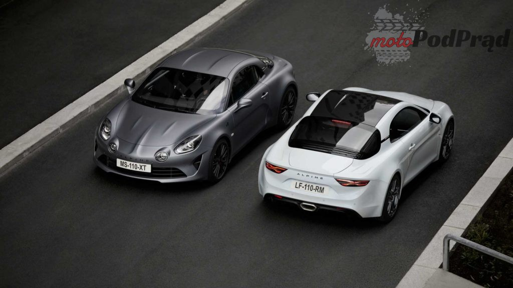 alpine a110s 2019 1024x576 Alpine A110S   znamy polską cenę baby Porsche. Tego wzmocnionego
