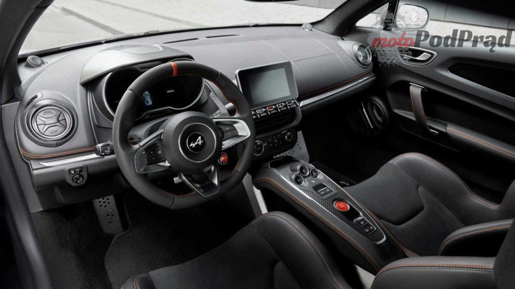 alpine a110s 2019 3 1024x576 Alpine A110S   znamy polską cenę baby Porsche. Tego wzmocnionego