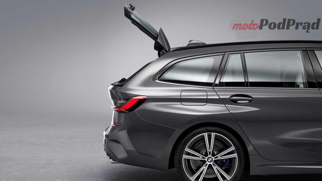 bmw 3er touring 2019 1024x576 BMW serii 3 G21   większy, lżejszy, ładniejszy