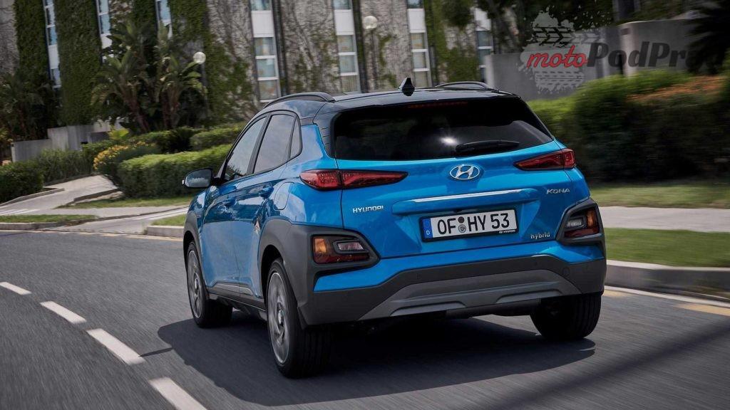 hyundai kona hybrid 1 1024x576 Hyundai Kona Hybrid   gdy elektryk to zbyt dużo