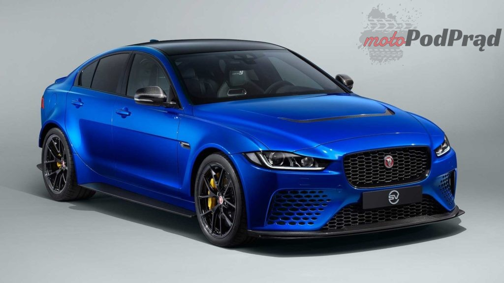 jaguar xe sv project 8 touring 1 1024x576 Jaguar XE SV Project 8 Touring   lepszy niż RS, M, AMG?