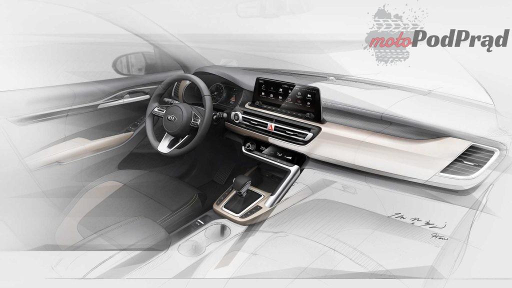 kia small suv teaser 2 1024x576 Seltos nowym SUVem w gamie modelowej KIA